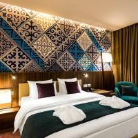 Mercure Almaty City Center, отель в Алматы