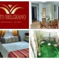 Alto Belgrano, hotel en San Salvador de Jujuy