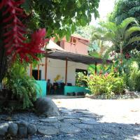 Caza Olas, hotel in Pavones
