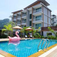 Aonang Sea Valley Resort, hotel in Ao Nang Beach