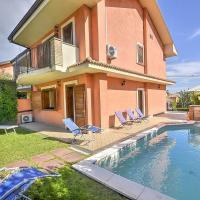 Etna Villa il Pino, hotell i Trecastagni