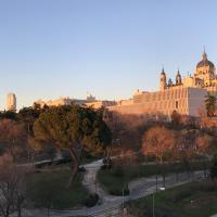 SAHMA VII - Apartamento de lujo zona Catedral y Madrid Río- Centro Madrid