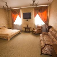 Magnat Lux Hotel, hotel in Chernivtsi