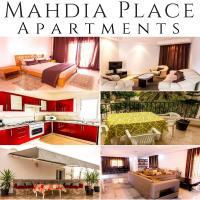 Mahdia Place Apartments, отель в Махдии
