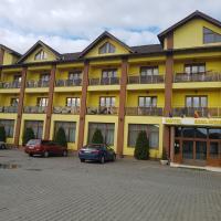 Hotel Edelweiss, hotel in Mediaş