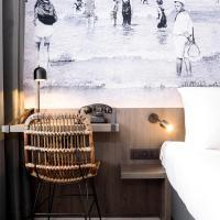 Hotel Albert Plage, hotel in Knokke-Heist