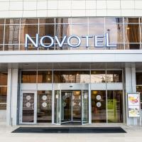 Novotel Ekaterinburg Center, hotel in Yekaterinburg