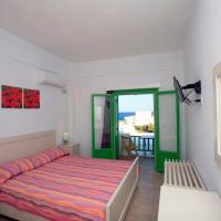 Kastellos Apartments Sikinos, ξενοδοχείο στην Αλοπρόνοια