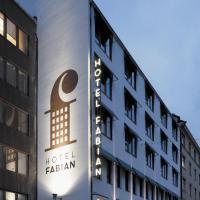 Hotel Fabian, hotel in Helsinki