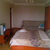 Homelike flat near the IEC on Levoberezhnaya