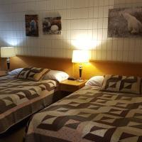 Pinawa Motel, hotel em Pinawa