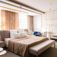 Гостиница Амур, отель в Хабаровске