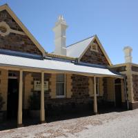 Burra Railway Station Bed and Breakfast, hotel in Burra
