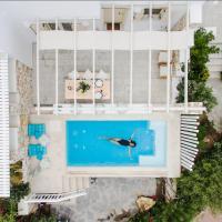 Villa Nausithoe, hotel in Logaras