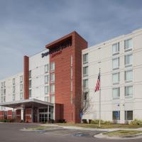 SpringHill Suites by Marriott Salt Lake City Airport, hotel near Salt Lake City International Airport - SLC, Salt Lake City