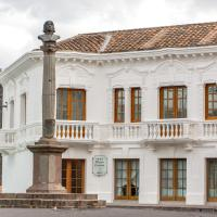Mama Cuchara by Art Hotels, hotel em Quito