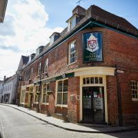 Wykeham Arms, hotel in Winchester