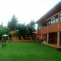 Hotel Ollin Teotl, viešbutis mieste San Chuan Teotihuakanas