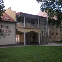 Hotel Thelena, hotel in Tolna