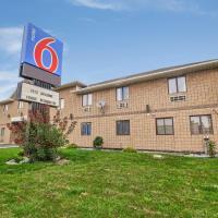 Motel 6-Windsor, ON, hotel em Windsor