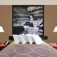 Super 8 by Wyndham Ithaca, hotel in Ithaca