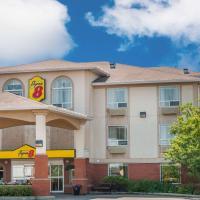 Super 8 by Wyndham High River AB, hotel em High River