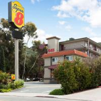 Super 8 by Wyndham San Diego Hotel Circle, отель в Сан-Диего