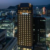 エナ スイート ホテル ナンデムン、ソウルのホテル