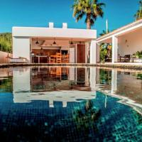 Splendid Villa in Ibiza Town with Private Swimming Pool