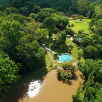 Sitio Ecologico Scandolo, hotel in Cambará