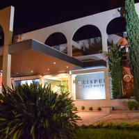 Reisper Palace Hotel, hotel in Catanduva