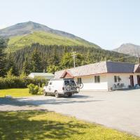 Trailhead Lodging, hotel v destinaci Seward