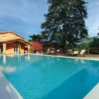 Agriturismo Villa Le Vigne, hotell i Montevarchi