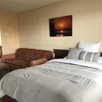 Vista del Mar Motel, hotel near Campbell River Airport - YBL, Campbell River