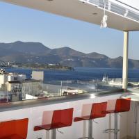 Ikaros Art Hotel, hotel em Agios Nikolaos