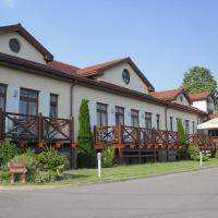 RED DEER Hotel, hotel in Brezno
