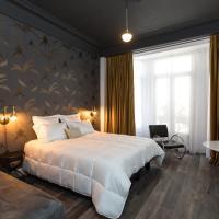 Arome Hotel, viešbutis Nicoje