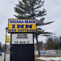 Wasaga Beach Inn And Cottages, hotel in Wasaga Beach