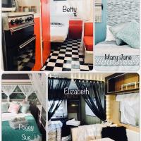 Mornington Peninsula Retro Glamping, hotel in Rye