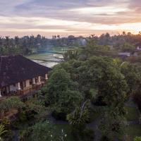 Sri Ratih Cottages, hôtel à Ubud