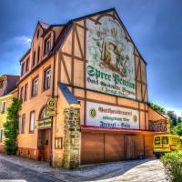 Spree-Pension, Hotel in Bautzen