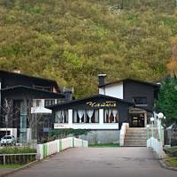 Хотелски комплекс Чайка, хотел във Враца
