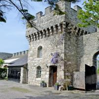 Hen Wrych Hall Tower