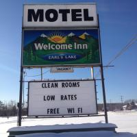 Welcome Inn, hotel em Mattawa