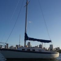 Classic Sailboat 30', hotel near Miami Seaplane Base - MPB, Miami