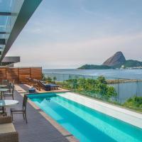 Prodigy Santos Dumont, hotel i Rio de Janeiro