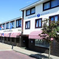 Fletcher Badhotel Noordwijk, отель в городе Нордвейк-ан-Зе