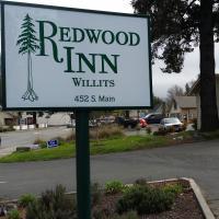 Redwood Inn Willits, hotel in Willits