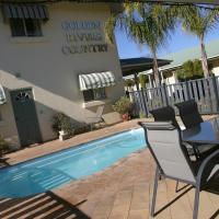 Golden Rivers Holiday Apartments, hotel in Barham