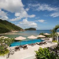 The Secret Beach Villa, hotell sihtkohas Mae Haad